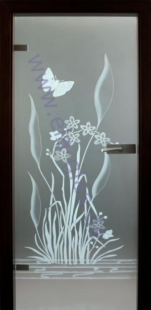 Design glastüren Lago 132