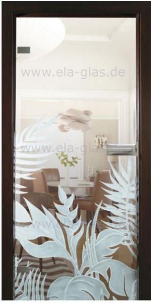 Design Glastür 189