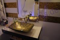 Waschbecken Glasdesign